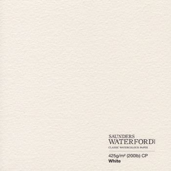 Saunders Waterford 56x76cm 425gsm (NOT) (Pack of 10)