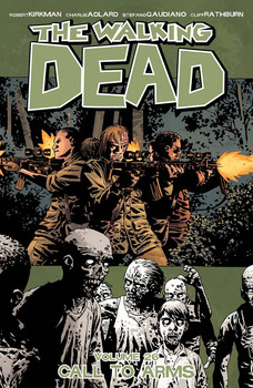 Walking Dead Vol 26 Call To Arms Image