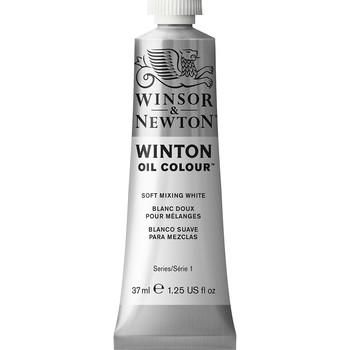 Winton Oil Colour 37ml Soft Mix White