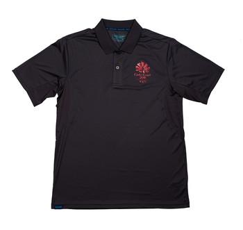 Gold Coast 2018 Men's Emblem Tech Polo Image