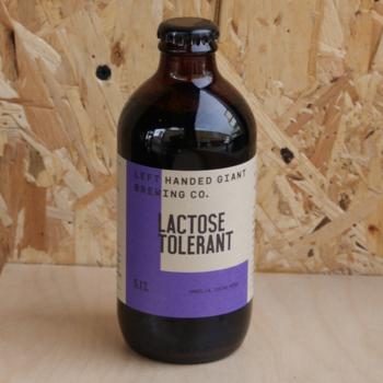 Left Handed Giant - Lactose Tolerant Vanilla / Cacao - 5.1% (330ml)