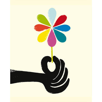 Card - Flower