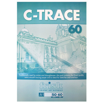 Frisk C-Trace Pad 60gsm A1 Pad