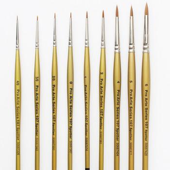 Series 107 - Prolene Spotting Brush
