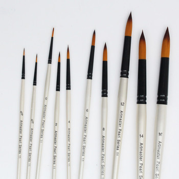 Pearl Watercolour Brush Round