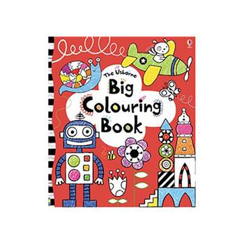 Usborne Big Colouring Book