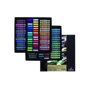 Rembrandt Pastel Set 60 full and 60 half sticks