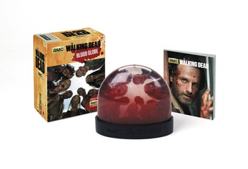 Walking Dead Blood Globe Kit Image