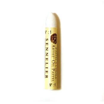 Sennelier Oil Pastel White