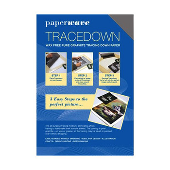 Tracedown A4 Graphite (5 Pack)