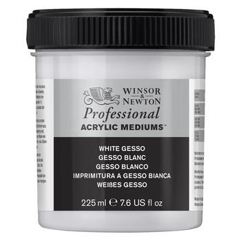 Professional Acrylic White Gesso 237ml