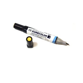 Kuretake KC3000 Graphic Marker Mustard