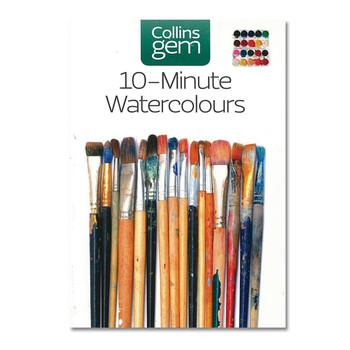 Collins Gem 10 Minute watercolours