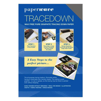 Tracedown A3 Graphite (1 Sheet Pack)