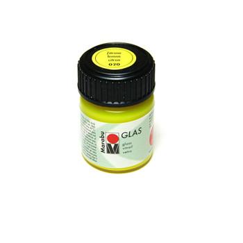 Marabu Glas 15ml Lemon