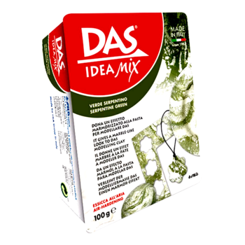 DAS Idea Mix 100G Serpentine Green