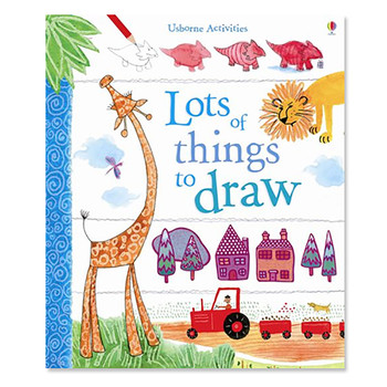 Usborne Lots of Things to Draw