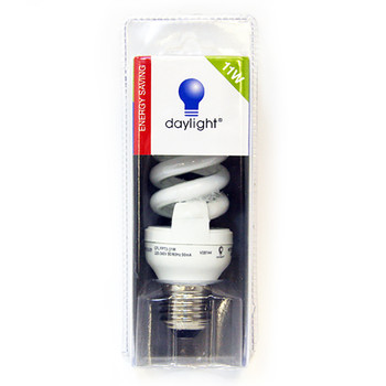 Daylight Energy Saving Bulb 11W Screw Cap