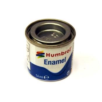 Humbrol Enamel Aluminium 14ml