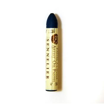 Sennelier Oil Pastel Charcoal Blue