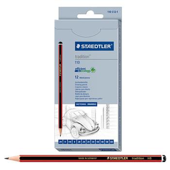 Tradition Sketching Pencil Set x 12