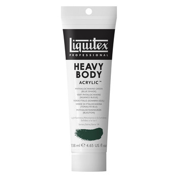 Liquitex Heavy Body Acrylic 59ml Phthalocyanine Green Blue Shade
