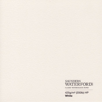 Saunders Waterford 56x76cm 425gsm Smooth (Pack of 10)