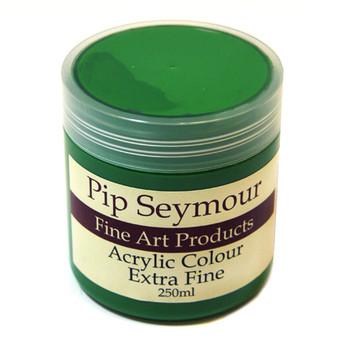 Pip Seymour Acrylic Perm Green Medium 250ml (S2)