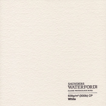Saunders Waterford 56x76cm 638gsm (NOT) (Pack of 10)