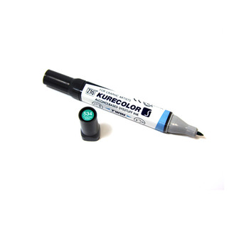 Kuretake KC3000 Graphic Marker Turquoise Green