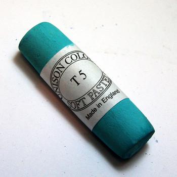 Unison Soft Pastel Turquoise 5