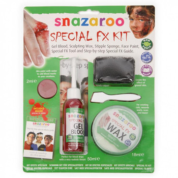 Snazaroo FX kit - Face paint