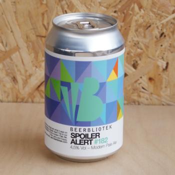 Beerbliotek - Spoiler Alert - 4.5% (330ml)
