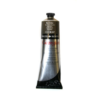 Georgian Oil 75ml Raw Umber