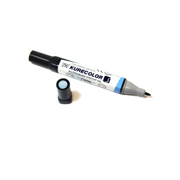 Kuretake KC3000 Graphic Marker Blue Gray 3