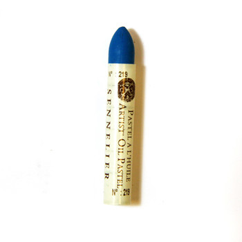 Sennelier Oil Pastel Sky Blue