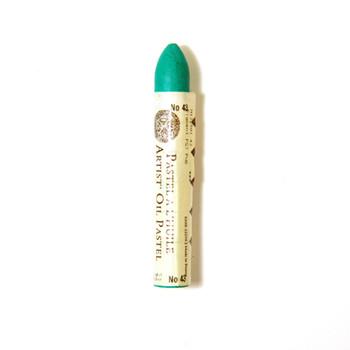 Sennelier Oil Pastel Cobalt Green Light