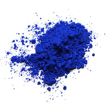 Dry Pigments Cobalt Blue - 100g in clear 200ml pot