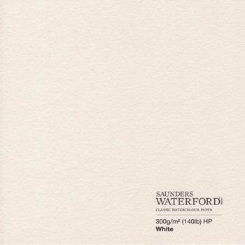Saunders Waterford 56x76cm 300gsm Smooth (Pack of 10)
