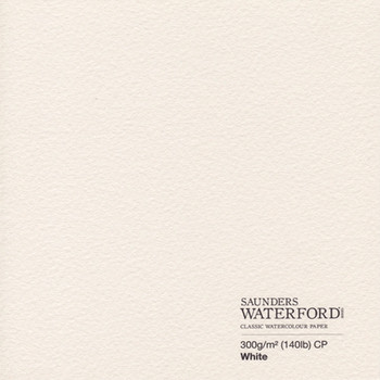Saunders Waterford 56x76cm 300gsm (NOT) (Pack of 10)