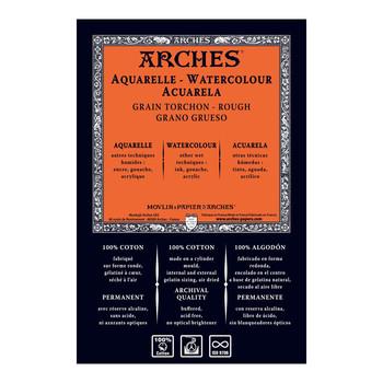 Arches Aquarelle Watercolour Paper Rough 640gsm 56 x 76cm *Pack Of 5*