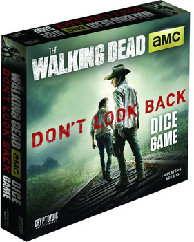 Walking Dead TV Dont Look Back Dice Game Image
