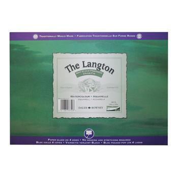 Langton Block (NOT) 300gsm (140lb) 14 x 10