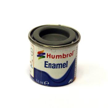 Humbrol Enamel Matt Light Grey 14ml