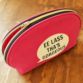 Ee Lass Tha's Gorgeous Cosmetic Bag