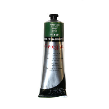 Georgian Oil 75ml Phthalo Green
