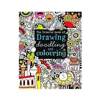 Usborne Book of Drawing & Doodling