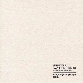 Saunders Waterford 56x76cm 638gsm Rough (Pack of 10)