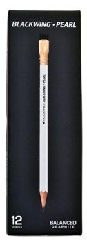Palomino Blackwing Pearl Pencil (Balanced) Box of 12