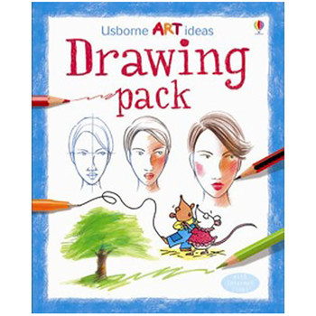 Usborne Drawing Pack